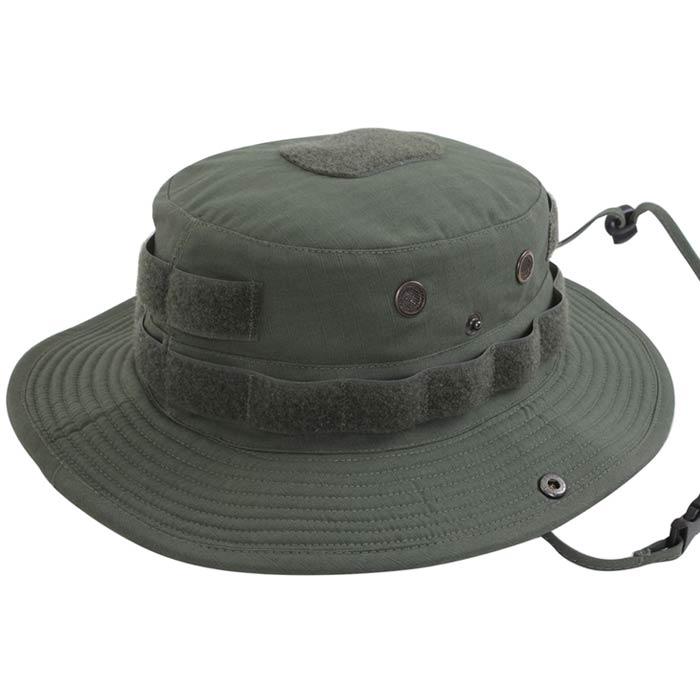 8c2ae73eb6a Rip Stop Tactical Boonie Cap