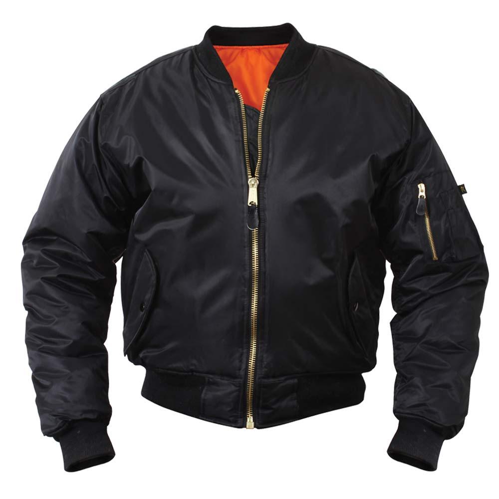 Camo Flight Jacket