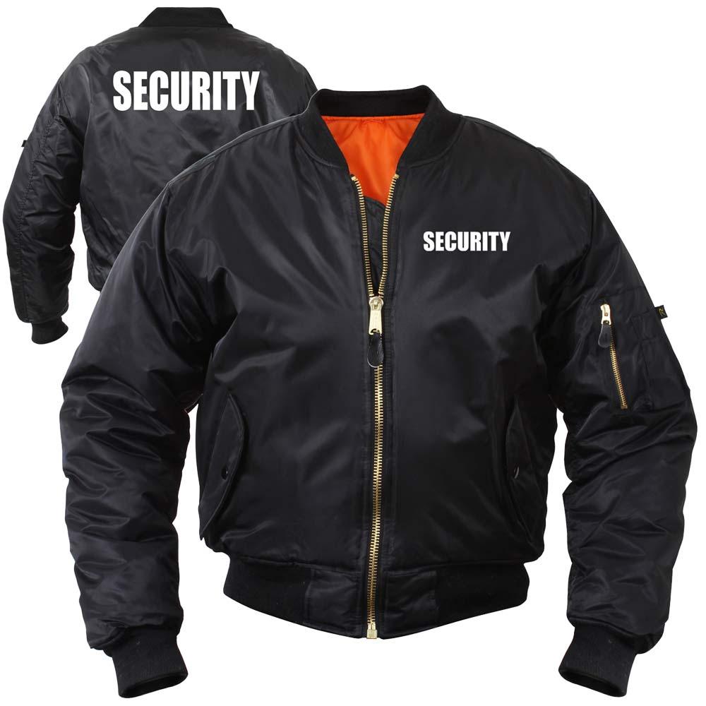 Security MA-1 Flight Jacket