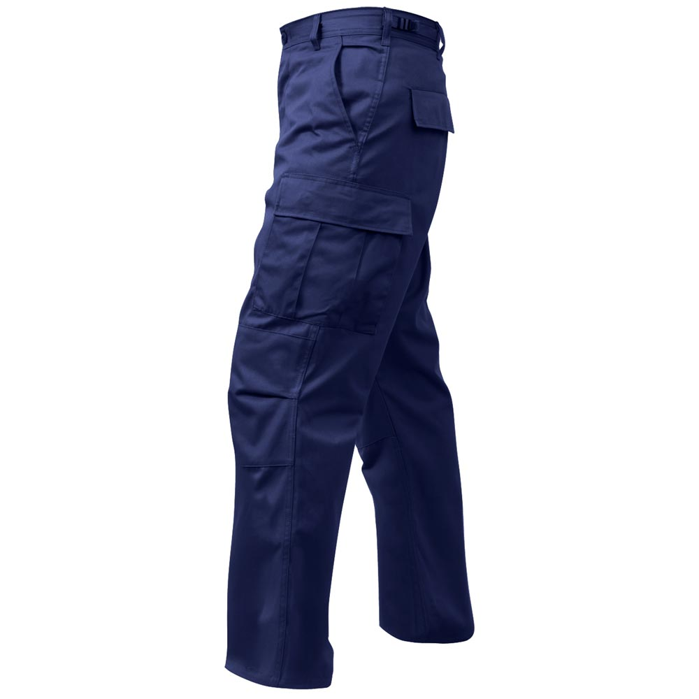 D-BLADE Basic Trousers Navy Blue S
