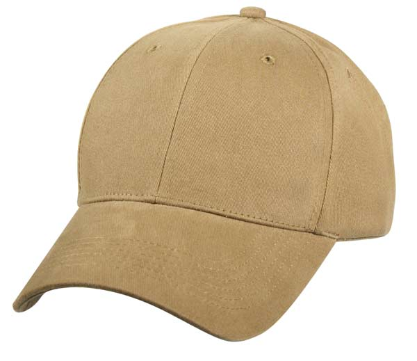 Coyote Brown Baseball Hat d6eb012208b