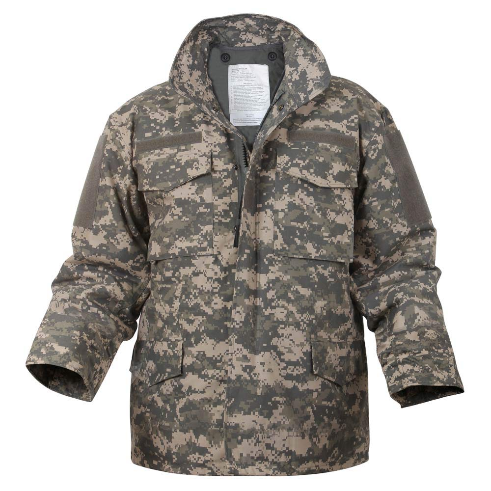 Us army winter jacket