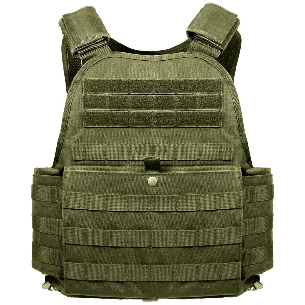 Tactical Vest Military Molle Combat Vest Security Military Plate Carrier Vest