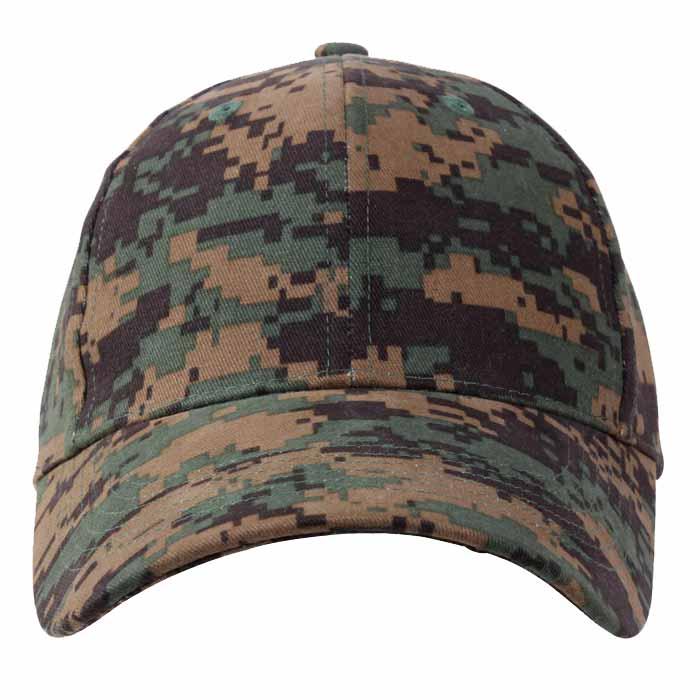 Children s Woodland Digital Camouflage Baseball Hat f4b235a1207b