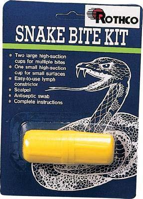 Snake Bite Emergency Survival Kit