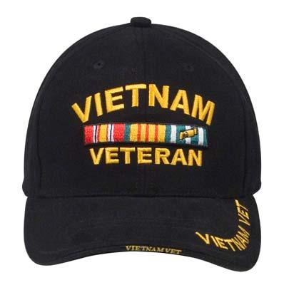 Vietnam Veterans Baseball Cap Military Hats