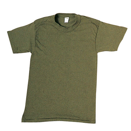 Men S Olive Drab Military Tee Shirt Military T Shirts
