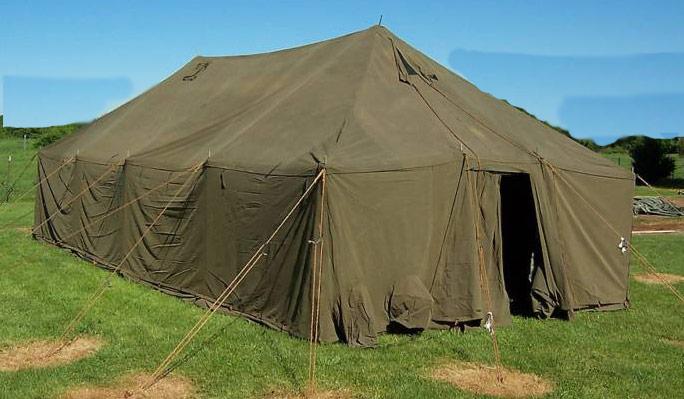 Quick View & Genuine Medium G.P. Military Tent