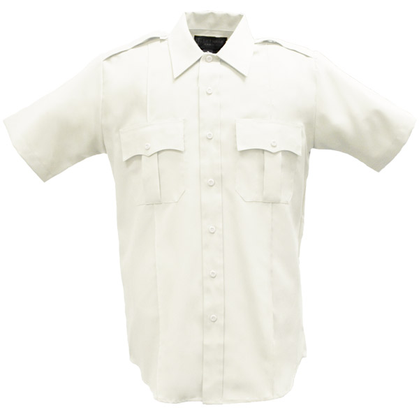 Short Sleeve White Uniform Shirt From Tact Squad