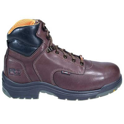 f3621fcba00 Timberland Pro TiTAN 6 Inch Safety Toe Waterproof Work boot 26078
