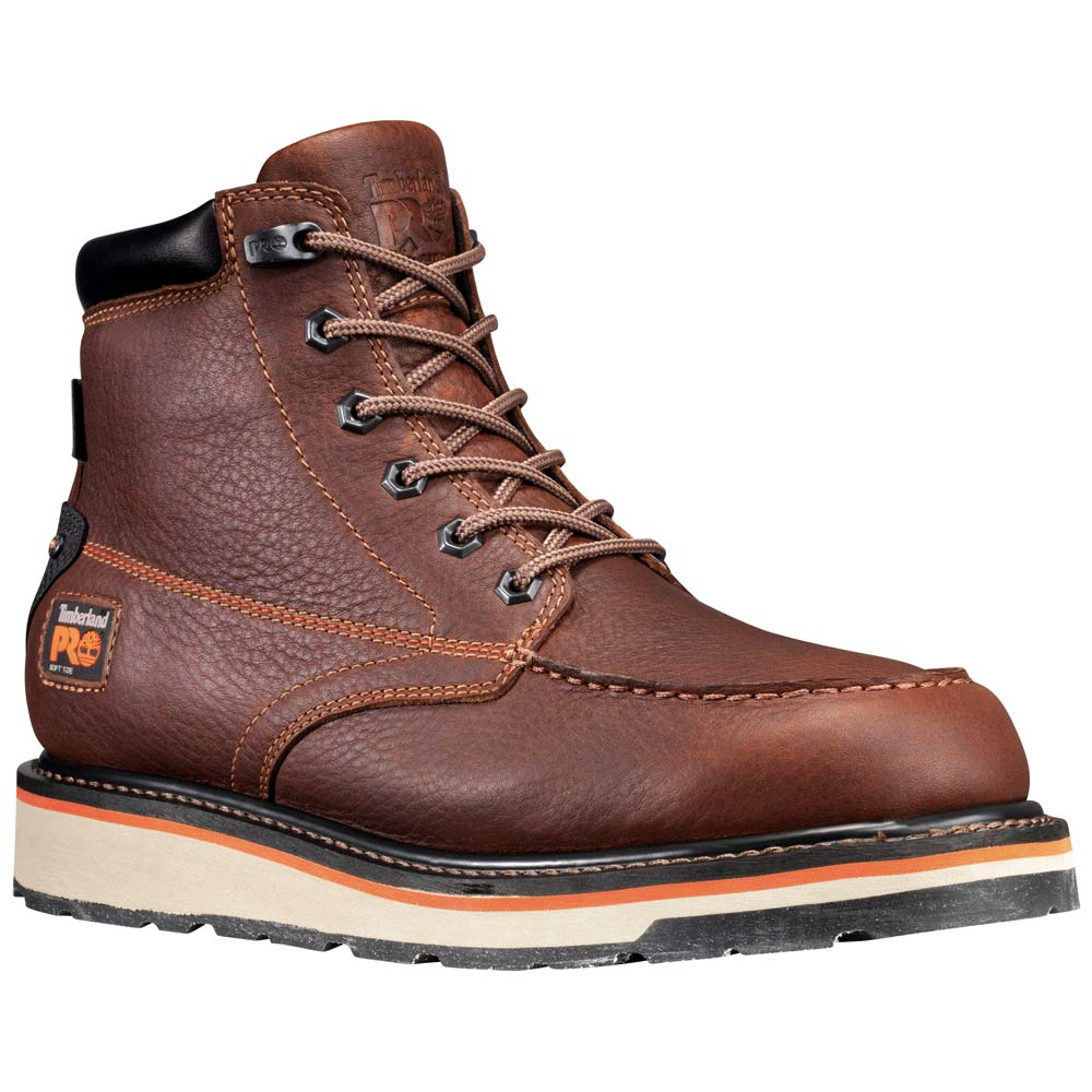 Timberland Pro Gridworks 6-Inch Brown