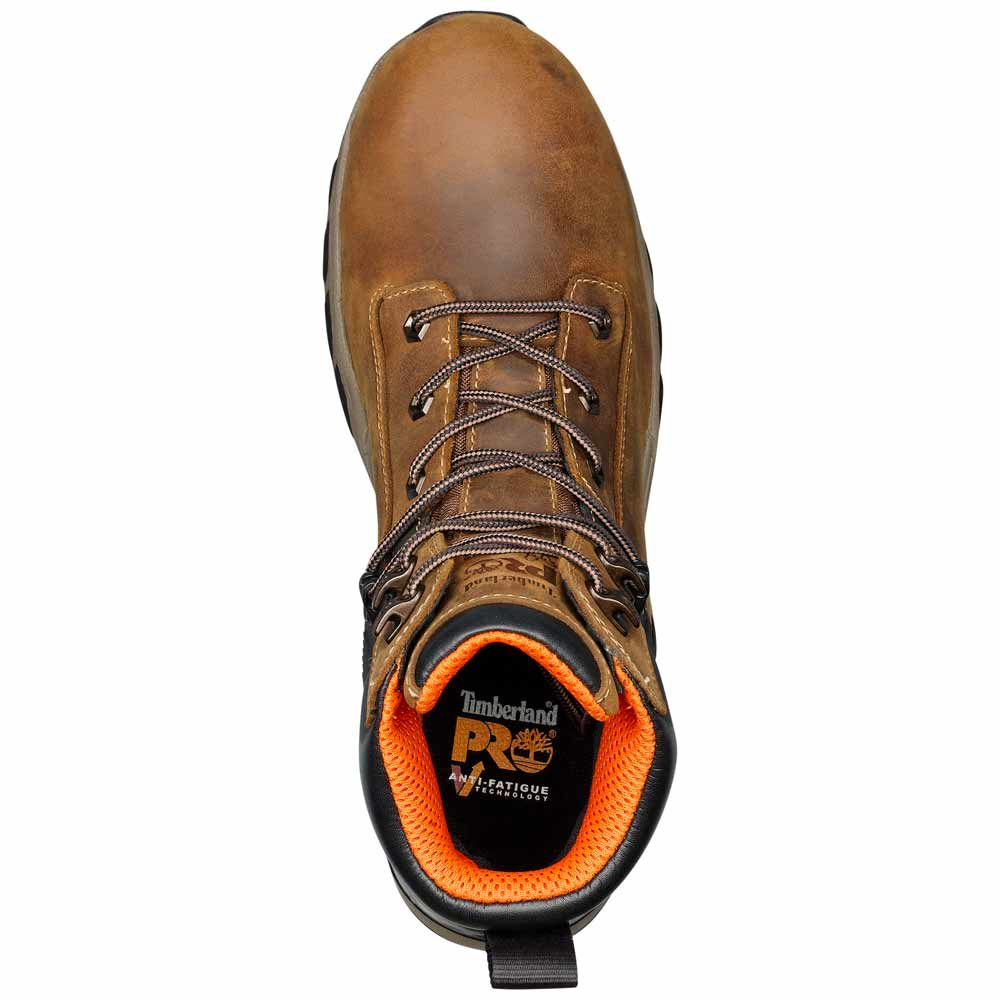 13e433276f4 Timberland Pro Hypercharge 6-Inch Tan WP Work Boot A1Q56