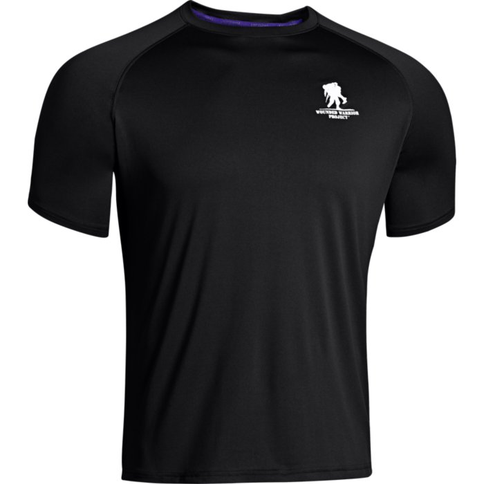 Under Armour Wounded Warrior Project Tech Men S T Shirt