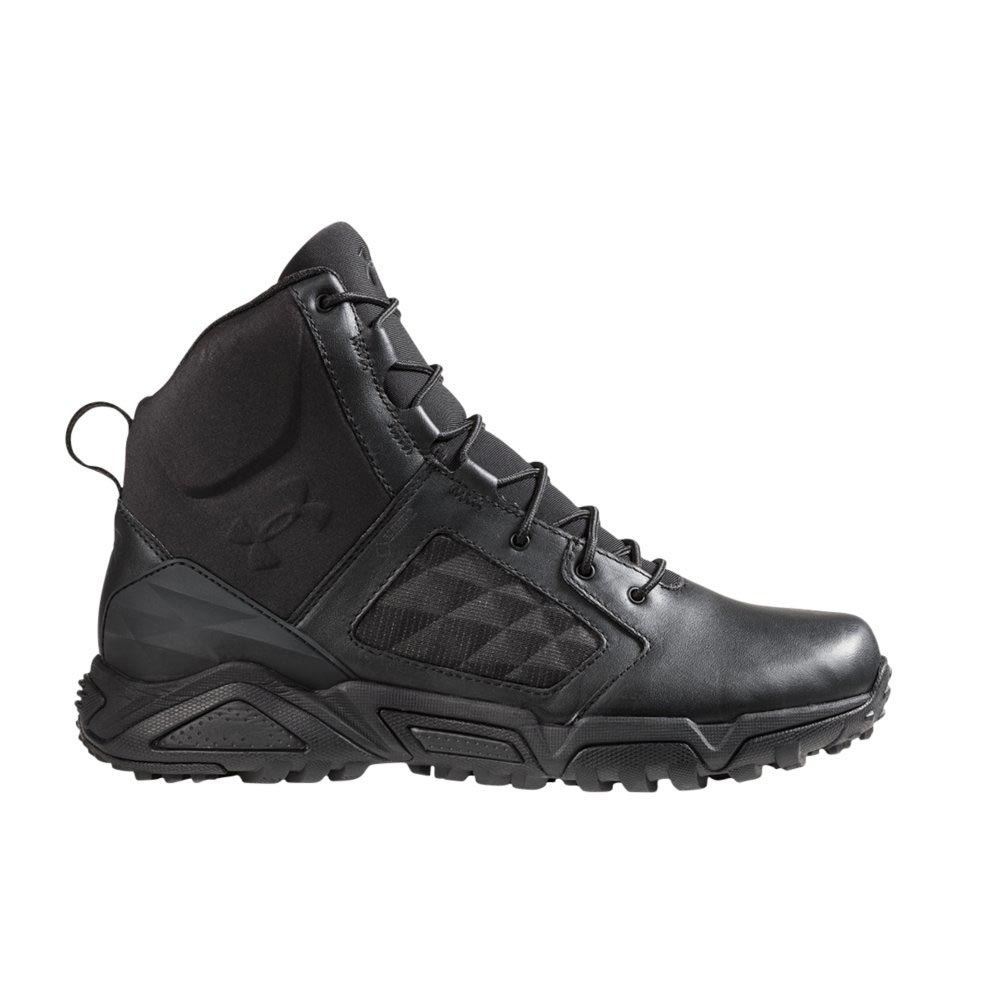Ua Black 7 Inch Speed Freek Tac 2 0 Gtx Boots 1261915
