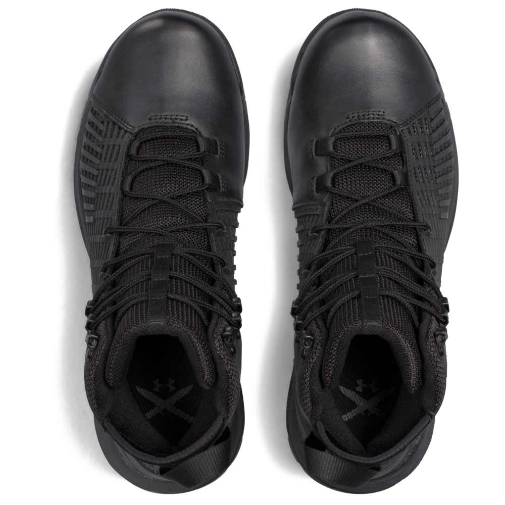 b2ca5fa91e8 Under Armour Stryker Black Tactical Boot