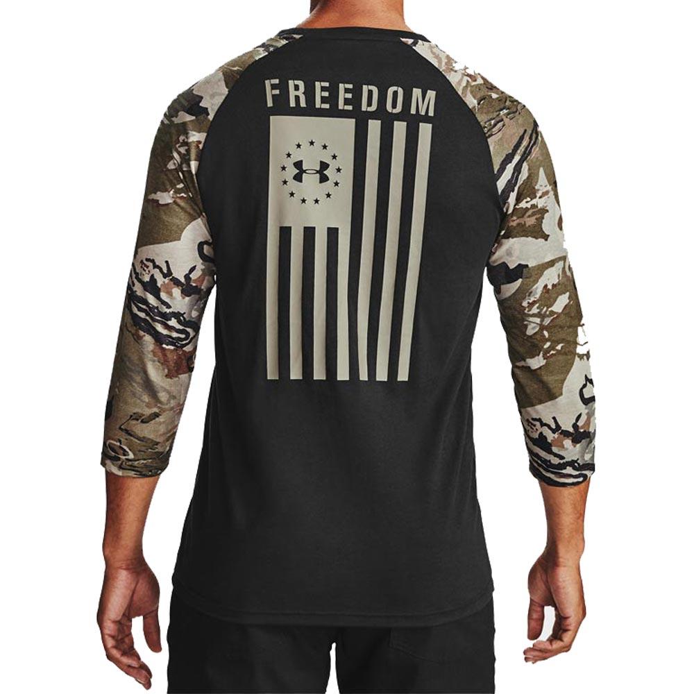 Under Armour Men/'s Freedom Threadborne 1//4 Zip 3 Colors NEW W TAG