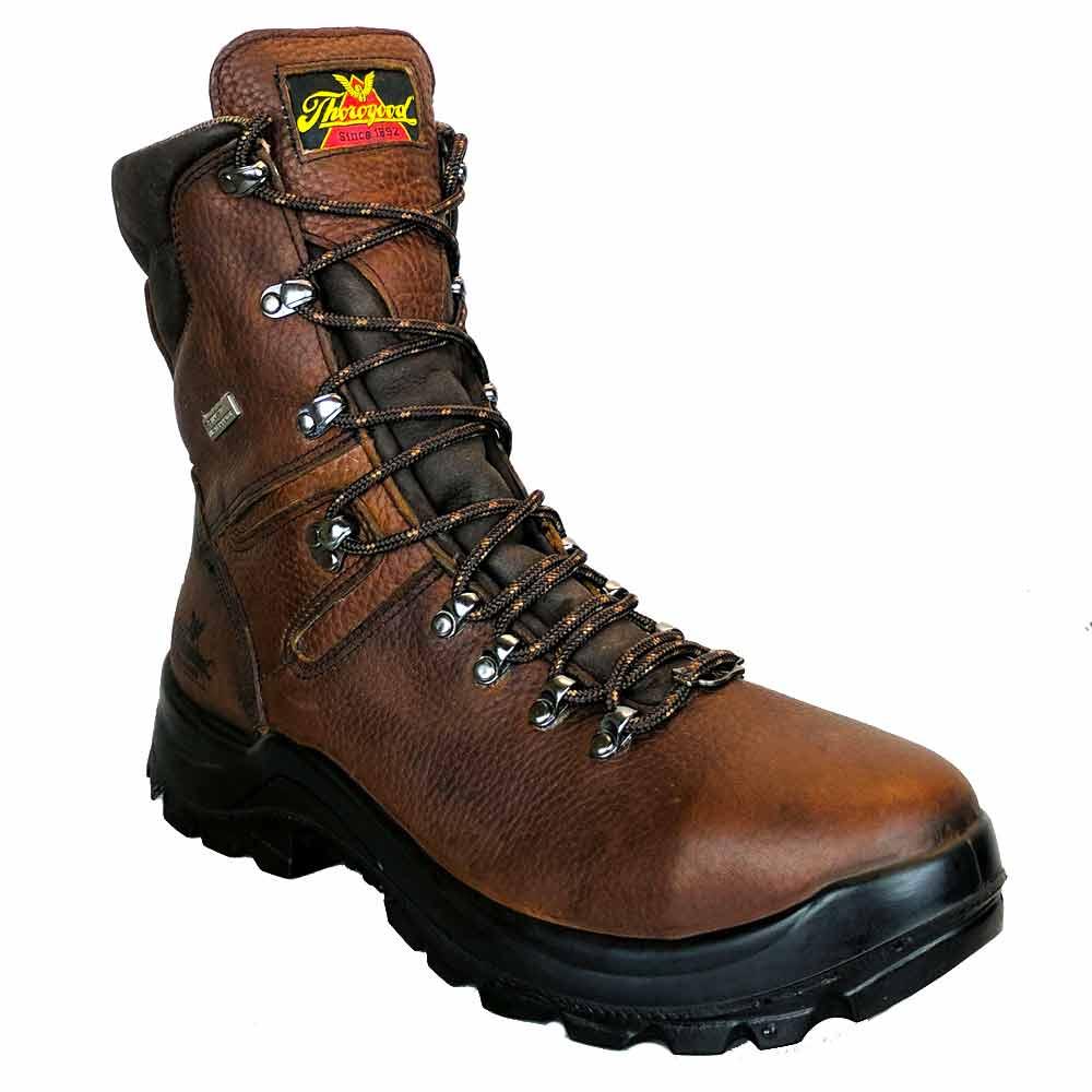 Thorogood Omni 8 Inch Brown Waterproof St Work Boot