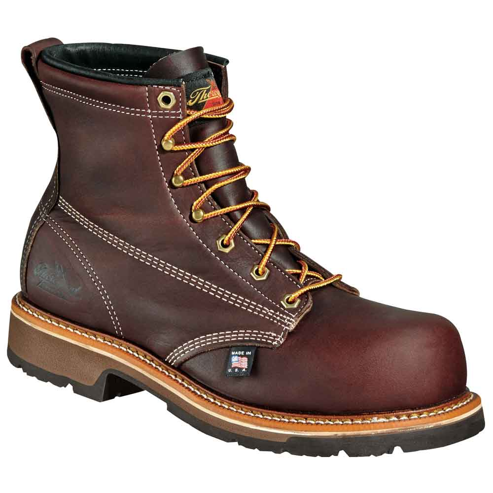 Thorogood Emperor 6 Inch Composite Safety Toe Boot