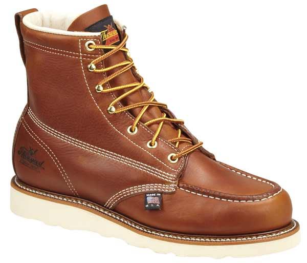 Wide Moc Toe Shoes