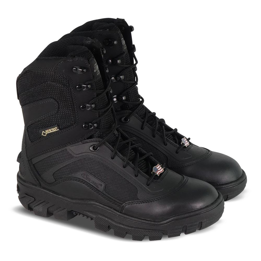 89061095274 Thorogood Veracity GTX 8-Inch Black Tactical Boot 834-6018