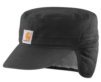 Carhartt Jarvis Military Style Winter Hat - 100765 a9cf21607ad9