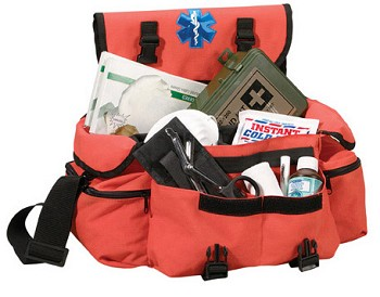 Rescue Response Paramedic Bag