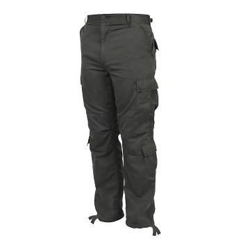 Vintage Olive Drab Military Cargo Pants - Vintage Army Pants c4bcab89ad5