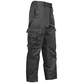 Mens Black EMT Paramedic Uniform Pants 50602a0c781
