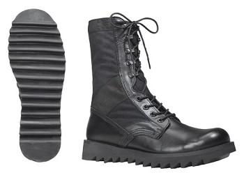 G.I. Ripple Sole Black Jungle Boots a8d5fe1fe10