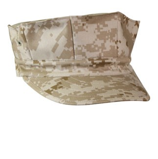 Marine Corps Desert Digital Military Patrol Hat