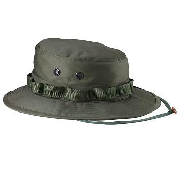 1ccb53e4619 Heavy Duty Twill Military Boonie Hat