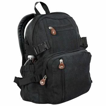 Mini Military Canvas Backpack