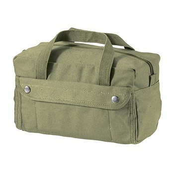 Small Military Style Canvas Tool Bag
