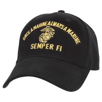 United States Marine Corps Baseball Cap - Semper Fi